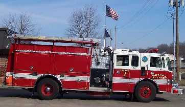 Apparatus 623 Small Engine