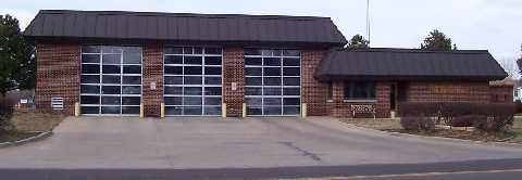 Front of Fire Station
